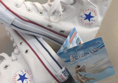 rigenerazione vecchie scarpe