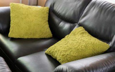 Come pulire il divano in pelle?