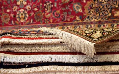 In che misura lo sporco danneggia un tappeto?